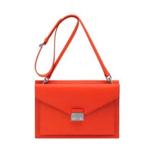 Mulberry Fiery Red Kensal Shoulder Bag