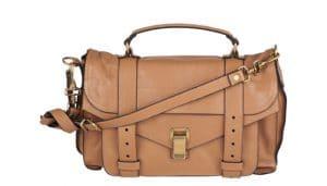 Proenza Schouler Camel PS1 Medium Bag for Le Bon Marche