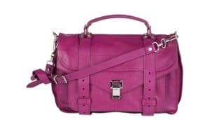 Proenza Schouler Fuchsia PS1 Medium Bag for Le Bon Marche