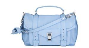 Proenza Schouler Light Blue PS1 Medium Bag for Le Bon Marche
