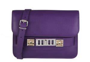 Proenza Schouler Violet PS11 Classic Bag for Le Bon Marche