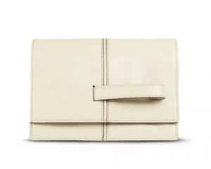Valentino Ivory My Own Code Clutch Bag
