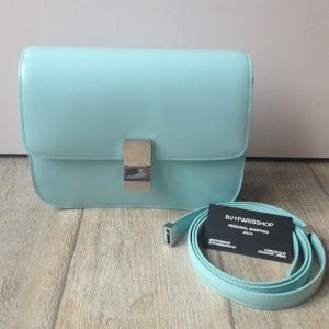 Celine Azur Box Flap Bag - Summer 2014