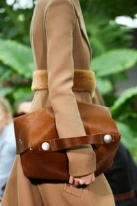 Celine Camel Pony Hair Bag 2 - Fall 2014 Runway