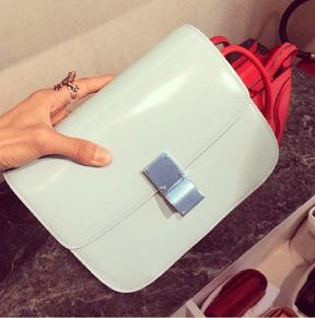 Celine Off-White Bag - Summer 2014