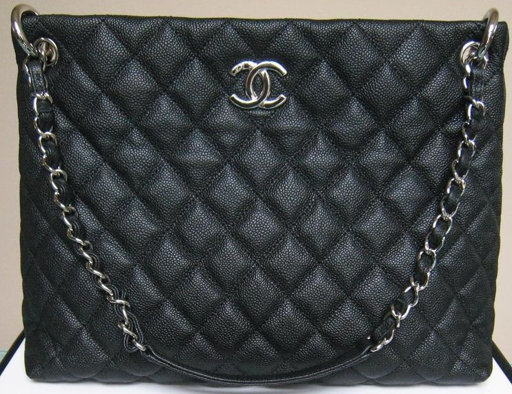 Chanel Easy Caviar Zip Flap Bag Reference Guide Spotted