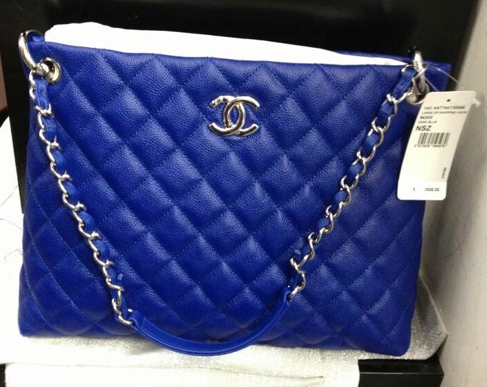 Chanel Easy Caviar Zip Flap Bag Reference Guide
