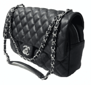 Chanel Easy Caviar Flap Bag 1
