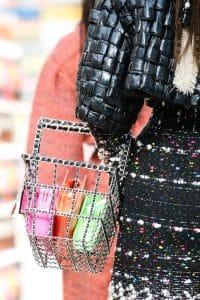 Chanel Mini Neon Pochettes - Fall 2014