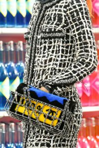 Chanel Shearling Flap 100 percent Chanel Bag - Fall 2014 - 2