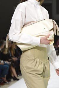 Chloe Beige Large Clutch Bag - Fall 2014
