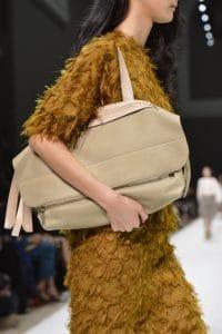 Chloe Brown Large Clutch Bag - Fall 2014