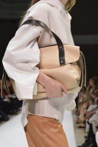 Chloe Flap Soft Tote bag with Tassels - Fall 2014