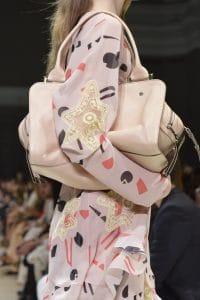 Chloe Pink Large Tote Runway Bag - Fall 2014
