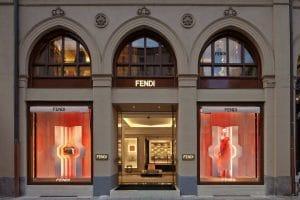 Fendi Boutique in Munich 1