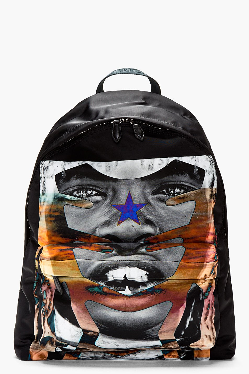Givenchy Robot Print And Backpacks For Spring 2014
