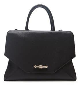 Givenchy Black Obsedia Tote Medium Bag