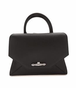 Givenchy Black Obsedia Tote Small Bag