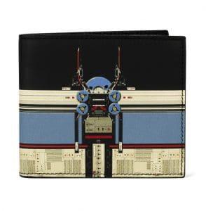 Givenchy Robot Print Wallet