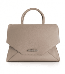 Givenchy Taupe Obsedia Small Tote Bag
