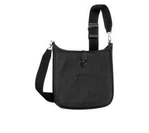 Hermes Black Evelyne III Bag