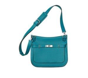 Hermes Bleu Izmir Jypsiere Bag