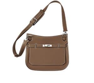 Hermes Etoupe Jypsiere Bag
