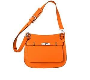 Hermes Orange Jypsiere Bag