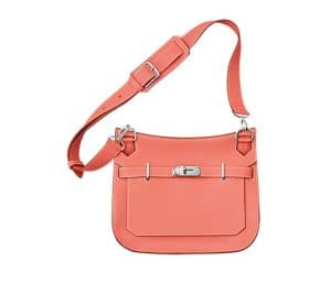 Hermes Shrimp Jypsiere Bag