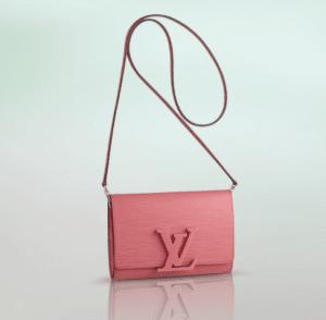 Louis Vuitton Corail Epi Louise PM Bag