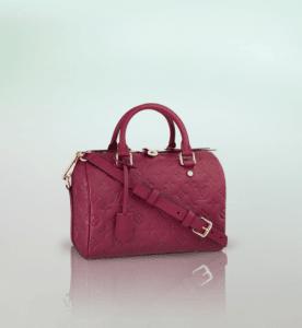 Louis Vuitton Jaipur Monogram Empreinte Speedy Bandouliere 25 Bag