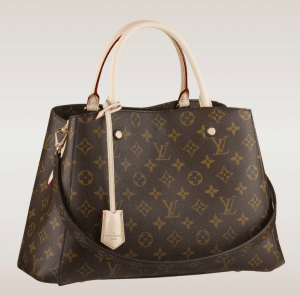 Louis Vuitton Montaigne MM Bag 1