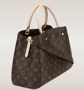 Louis Vuitton Montaigne MM Bag 2
