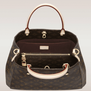 Louis Vuitton Montaigne MM Bag 3