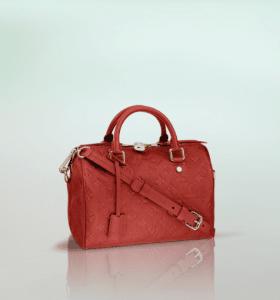 Louis Vuitton Orient Monogram Empreinte Speedy Bandouliere 25 Bag