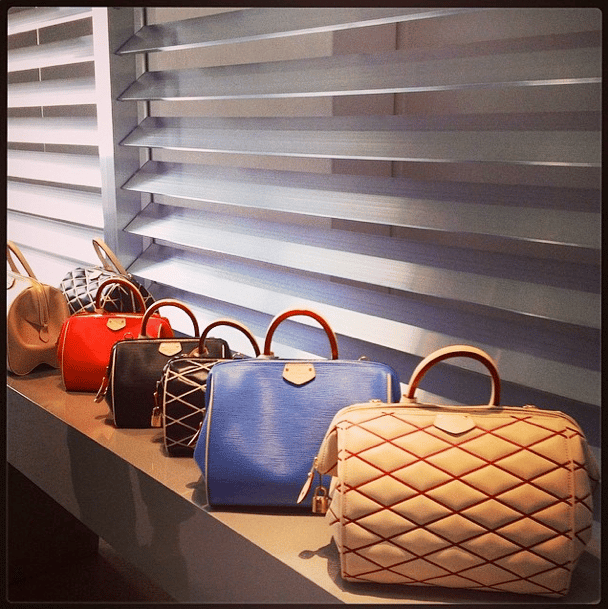 The Preview of the Louis Vuitton Fall 2014 Bag Collection   Spotted ... f71781860b
