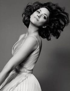 Marion Cotillard for Lady Dior 3