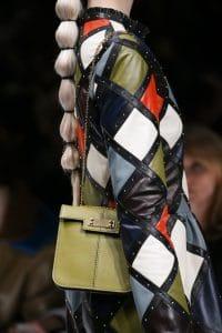 Valentino Olive Green Shoulder Bag - Fall 2014 Runway