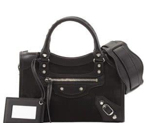 Balenciaga Black Classic City Mini AJ Bag
