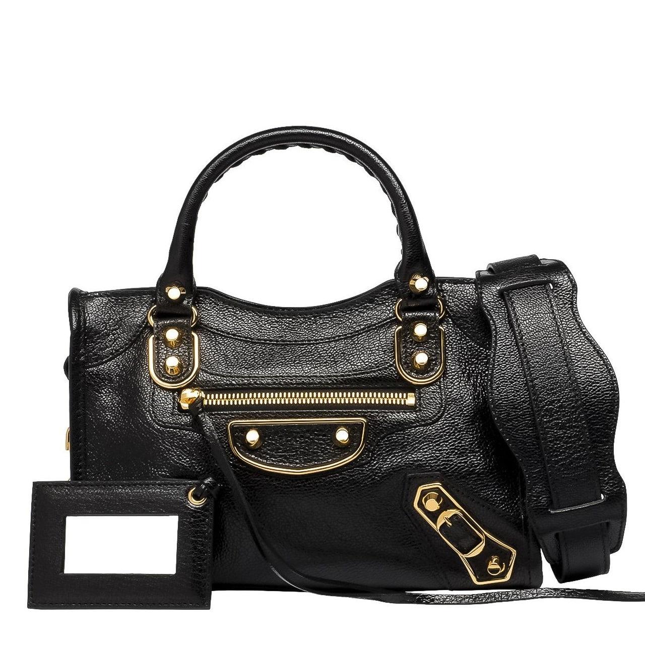 Balenciaga Bag Mini Black