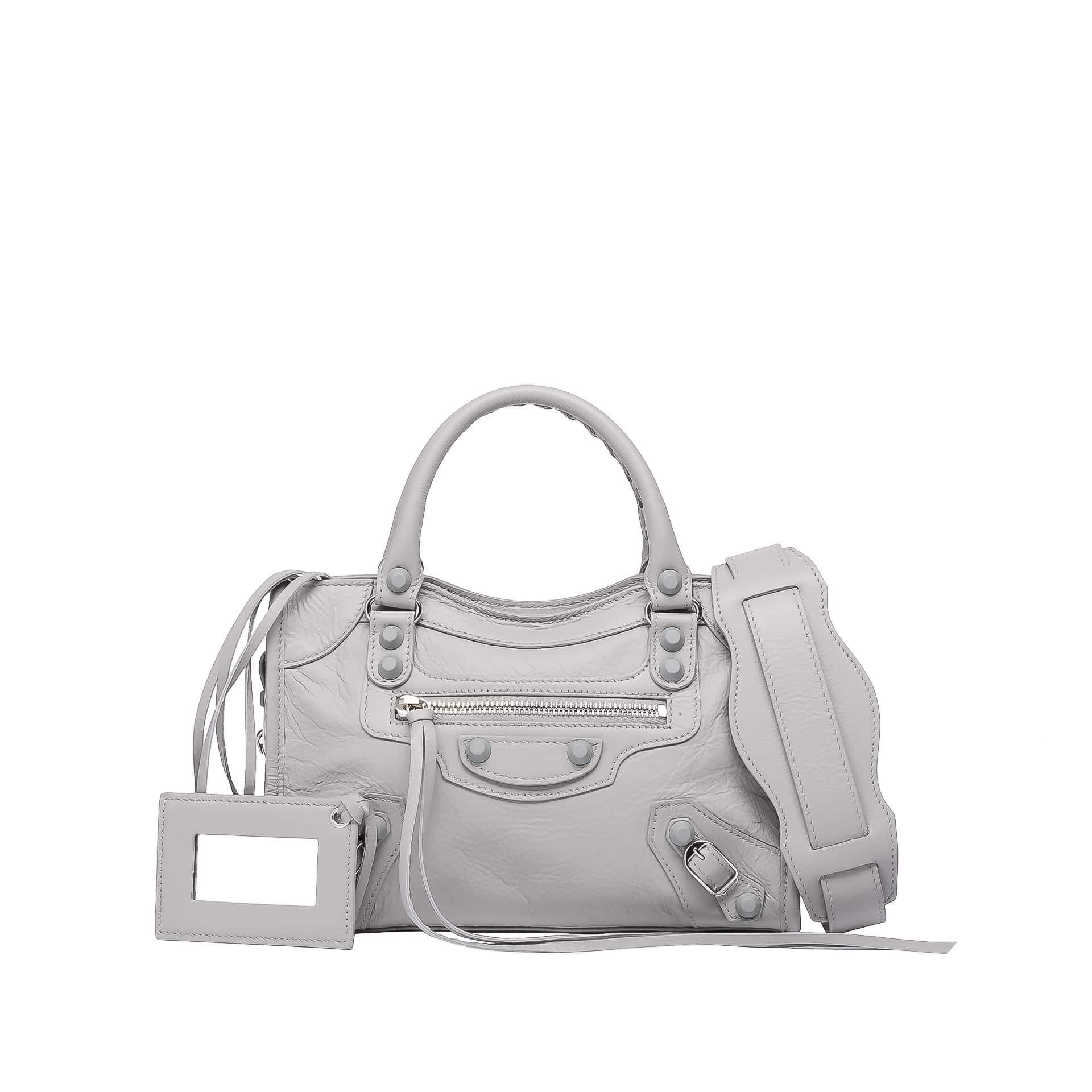 a0556ac1768e The Balenciaga Mini City Bag Colors and Styles for Spring   Summer ...