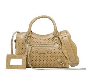 Balenciaga Mastic Mini City Cross Bag