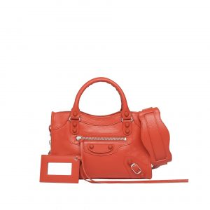 Balenciaga Poppy Classic Mini City Bag