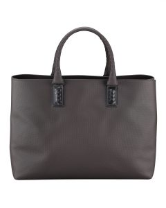 Bottega Veneta Dark Grey Marco Polo Tote - Spring 2014