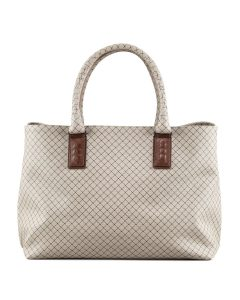 Bottega Veneta Marco Polo Tote with Weave - Spring 2014