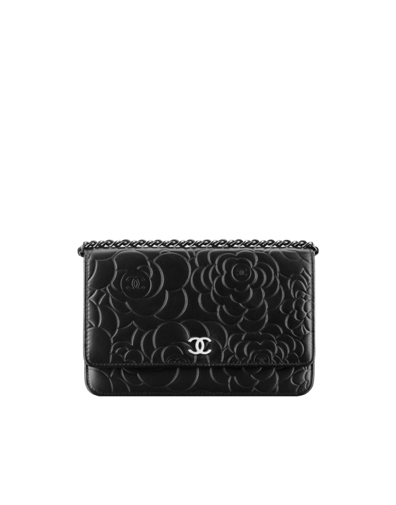 ab7429f4c0c7 Chanel Wallet on Chain Bags for Spring   Summer 2014