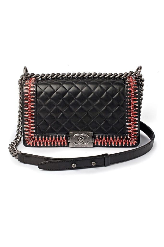 More Chanel Fall   Winter 2014 Runway Bags are Previewed   Spotted ... ec8d4fed6c