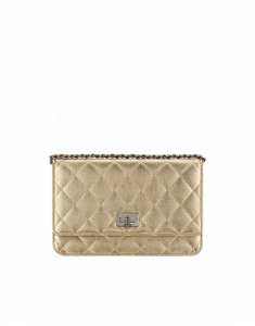 Chanel Gold Reissue WOC Bag