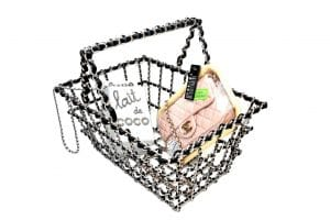 Chanel Grocery Basket Bag - Fall 2014