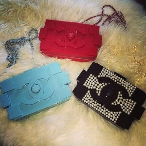 Chanel Lego Bags for Spring 2014